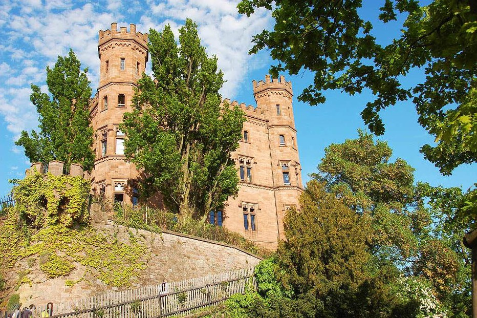 Jugendherberge Schloss Ortenberg - Ortenberg