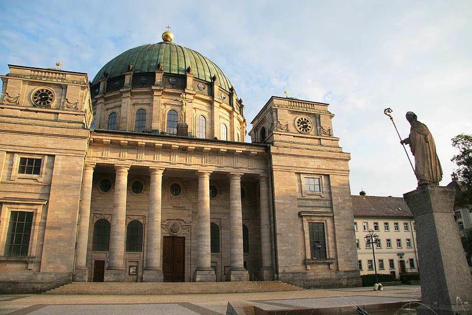 Dom St. Blasius - St. Blasien