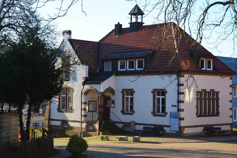 Rathaus - Wittnau