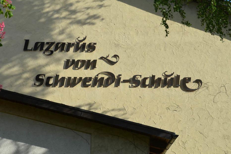 Lazarus-Schwendi-Grundschule Kirchhofen - Ehrenkirchen