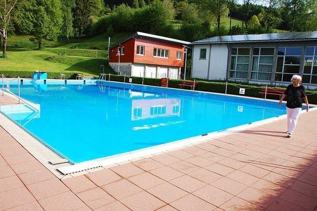 Schwimmbad Oberprechtal
