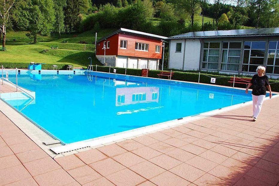 Schwimmbad Oberprechtal - Elzach