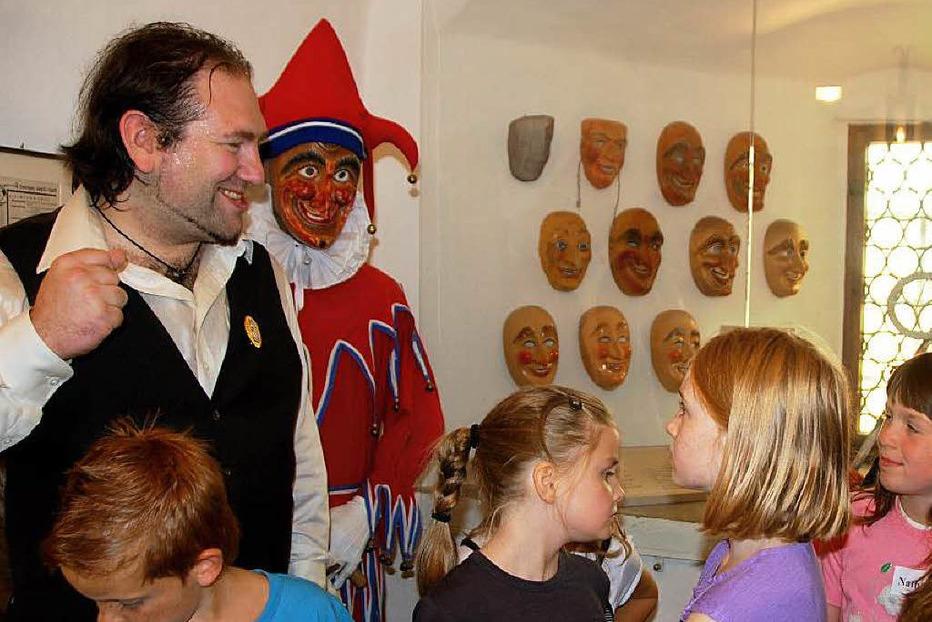 Fasnets-Museum der Endinger Narrenzunft - Endingen