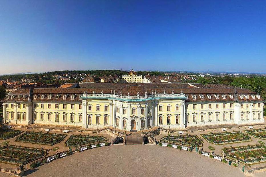 Residenzschloss - Ludwigsburg