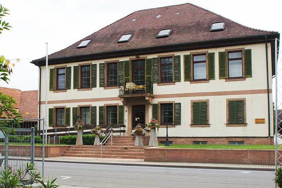 Rathaus - Weisweil
