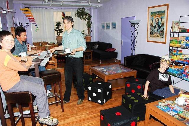 Zauber- und Spielecafé der Spielspirale
