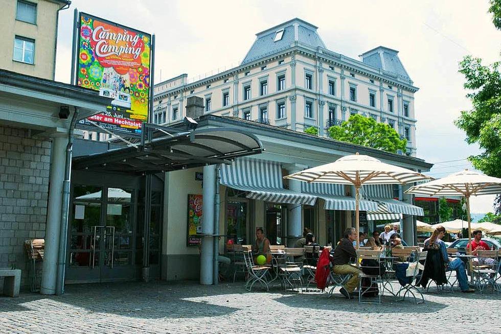 Theater am Hechtplatz - Zürich