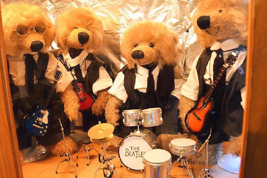 Puppenmuseum Riedlingen - Kandern
