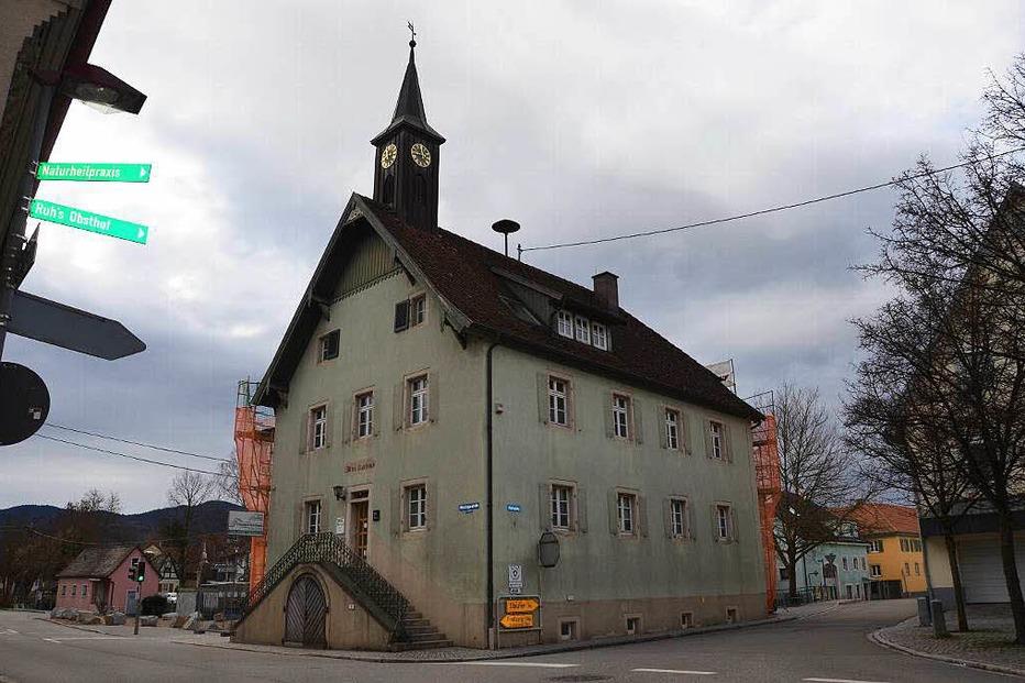 Altes Rathaus Ehrenstetten - Ehrenkirchen