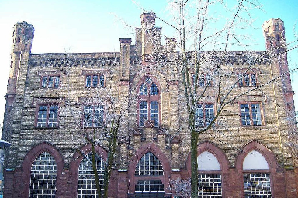 Kulturzentrum Tempel - Karlsruhe
