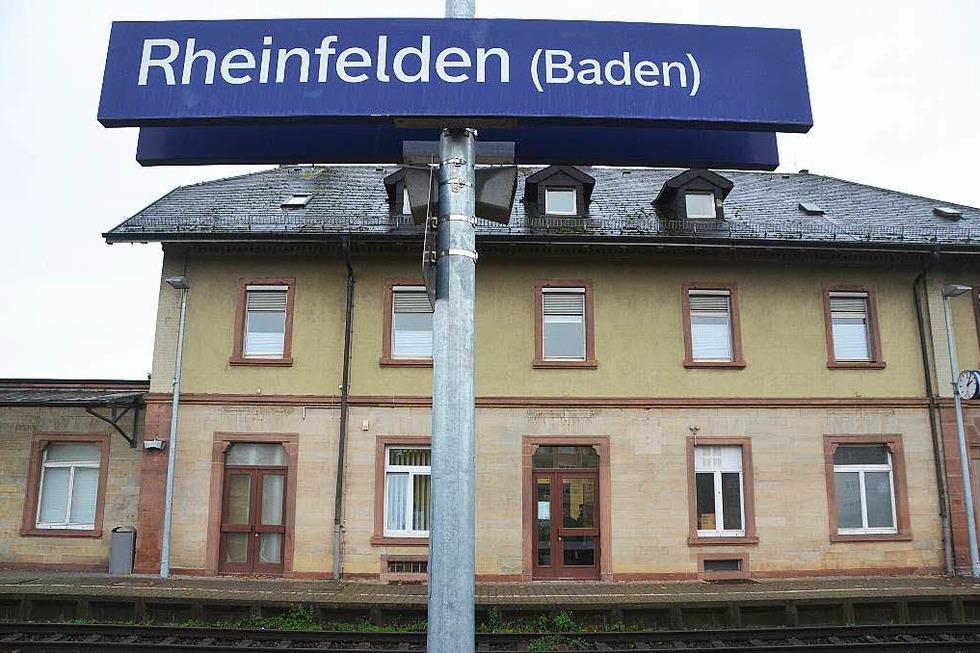 Bahnhof - Rheinfelden