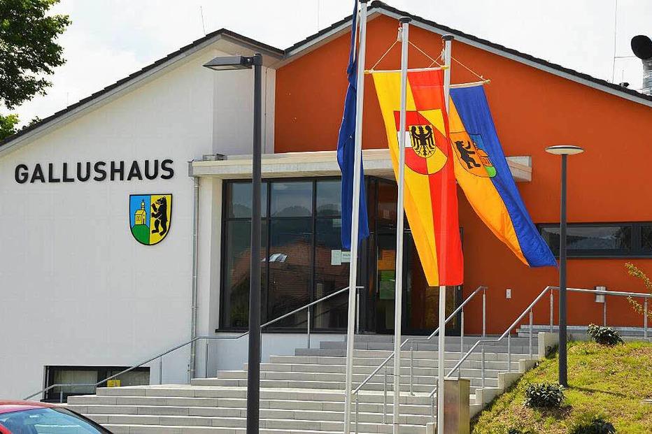 St. Gallushaus - Wittnau