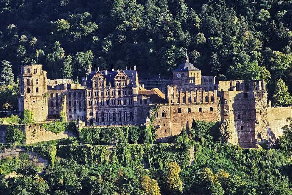 Schloss Heidelberg - Heidelberg