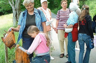 Walderlebnispfad am Hörnleberg