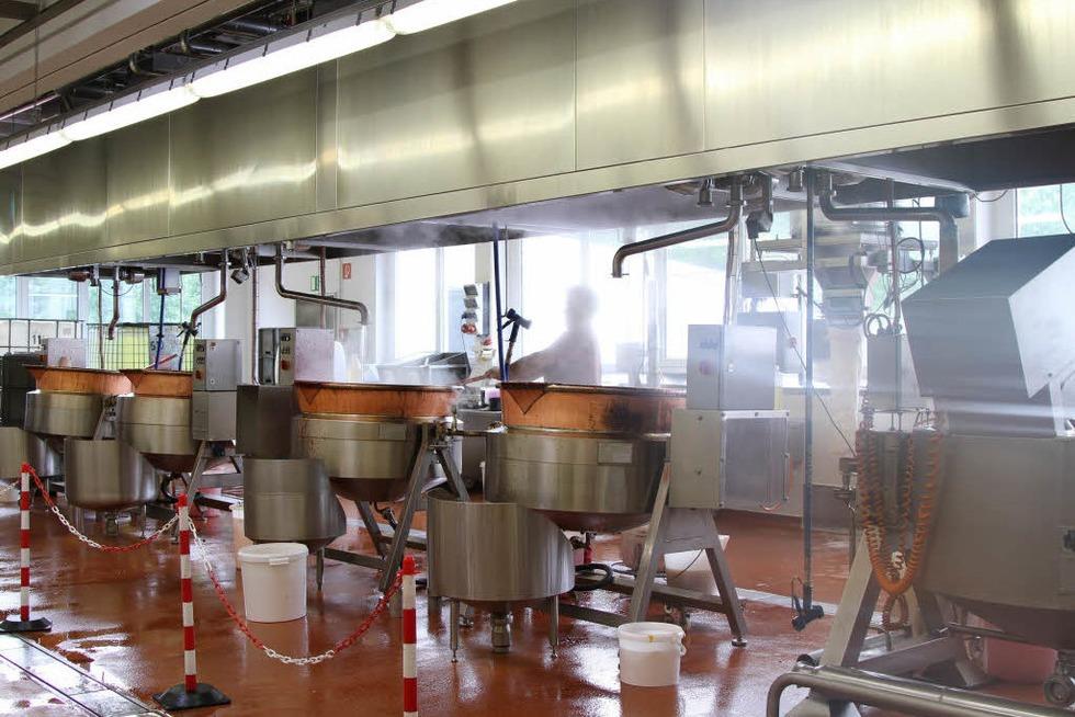 Marmeladenfabrik Faller - Utzenfeld