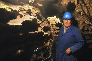 Tschamberhöhle Karsau-Riedmatt (an der B34)
