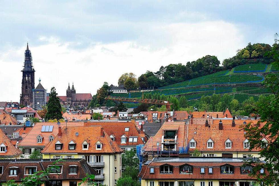 Schlossberg - Freiburg