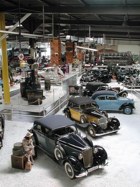 Auto & Technik Museum - Sinsheim
