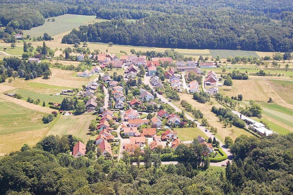 Ortsteil Rührberg - Grenzach-Wyhlen