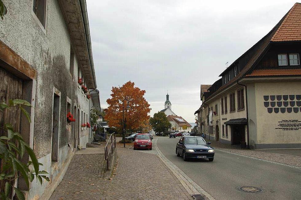 Kernort Görwihl - Görwihl