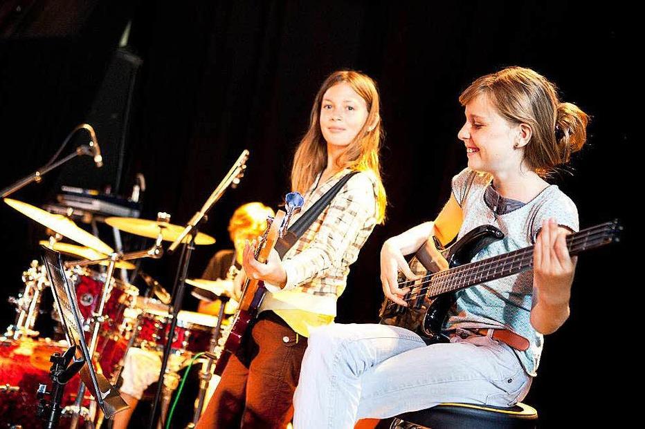 Jazz & Rock Schulen - Freiburg