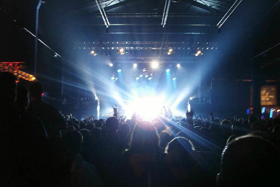 Z7-Konzertfabrik - Pratteln