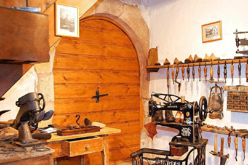 Museum Dorfstube Ötlingen - Weil am Rhein