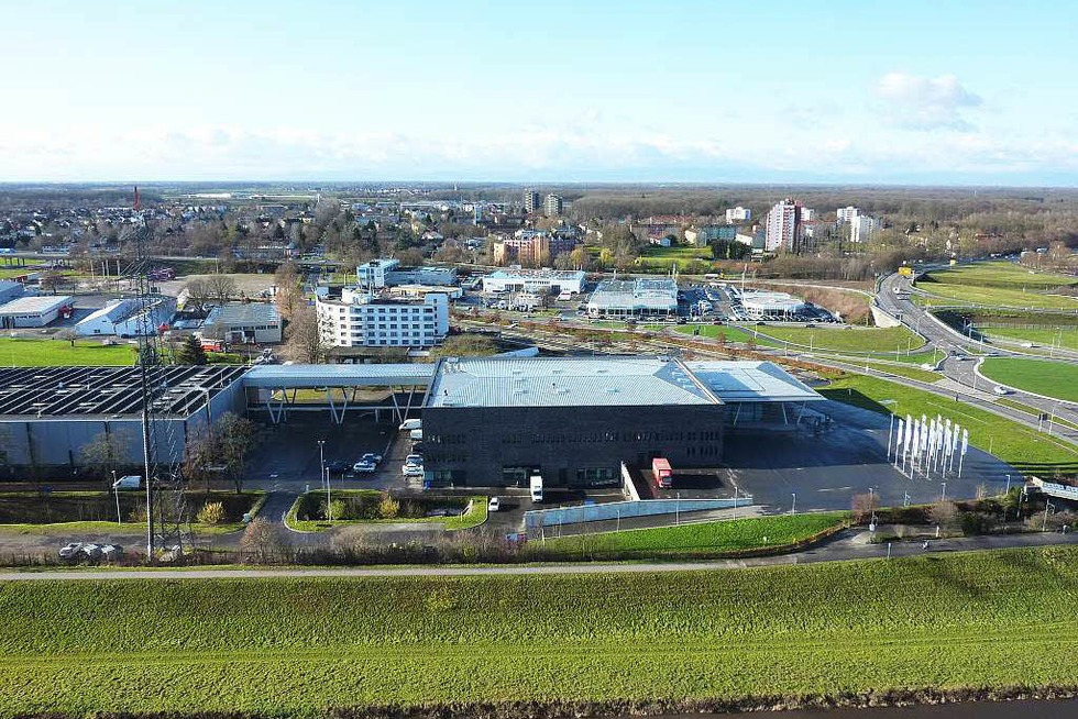 Oberrheinhalle - Offenburg