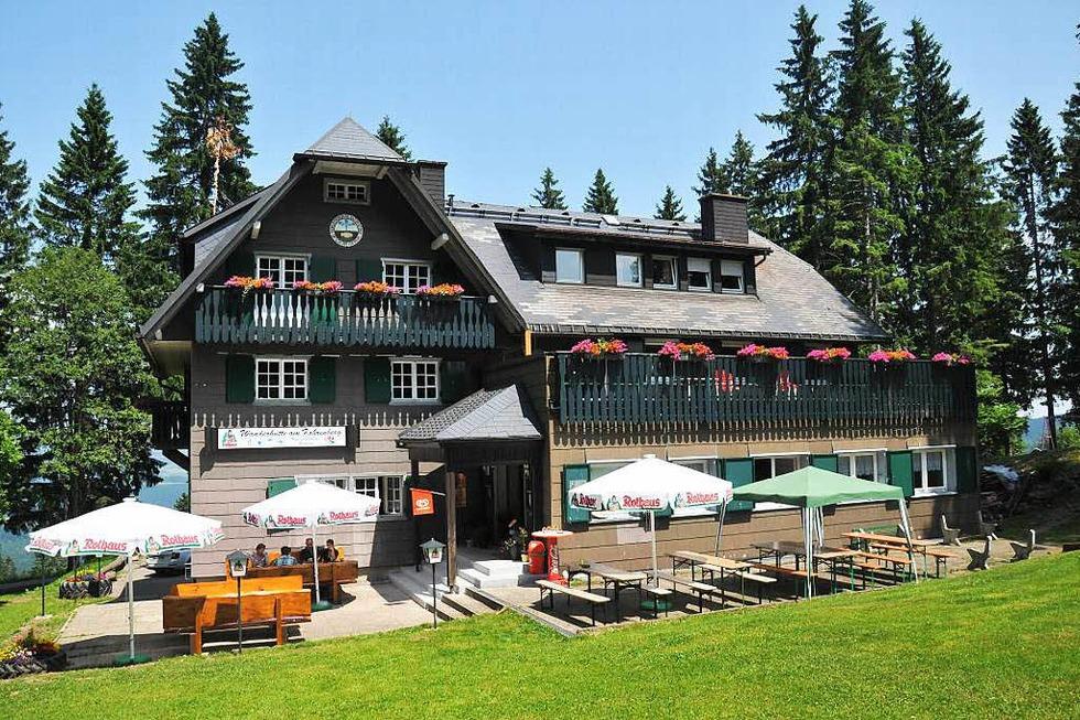 Naturfreundehaus - Breitnau