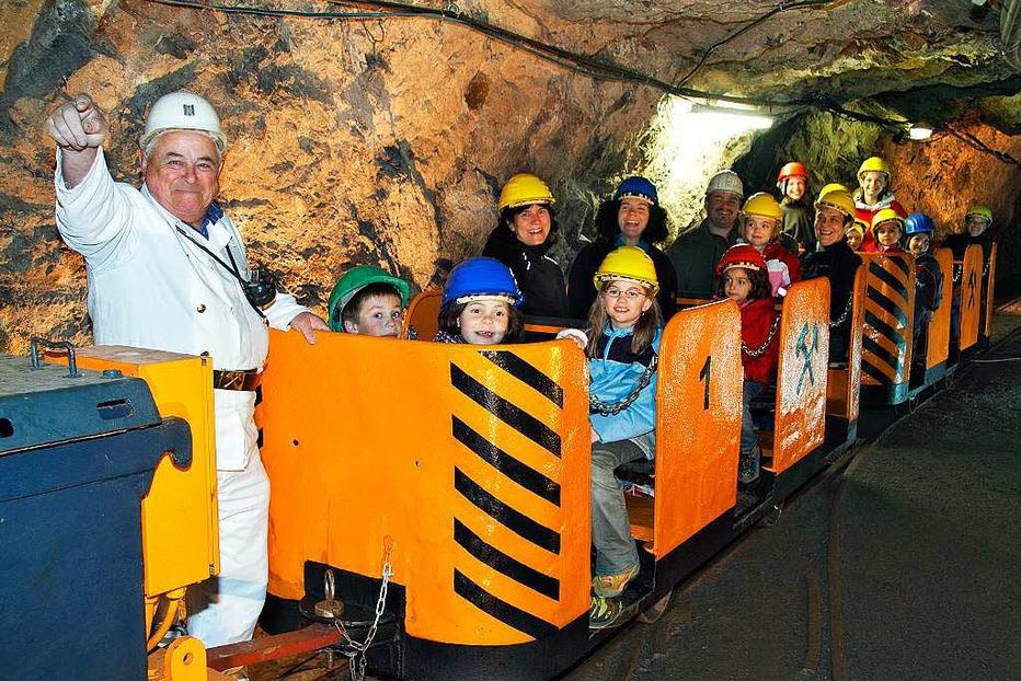 Bergwerk Finstergrund - Wieden
