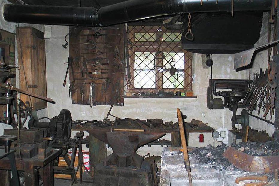 Oberrheinisches B�der- und Heimatmuseum - Bad Bellingen