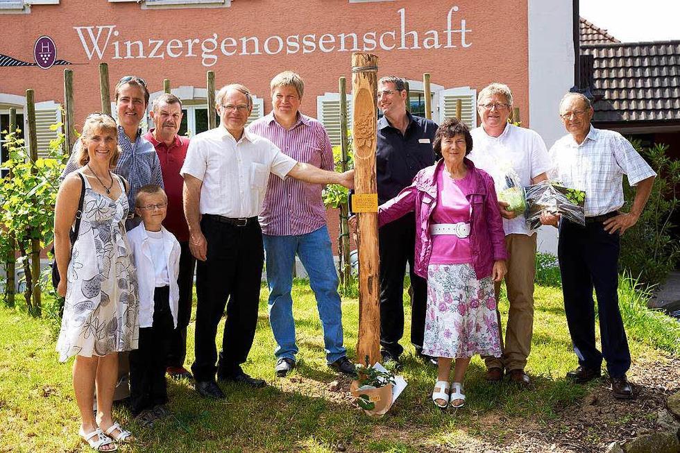 Winzergenossenschaft Hügelheim - Müllheim