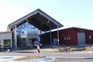 Quellenhalle (Schlatt)