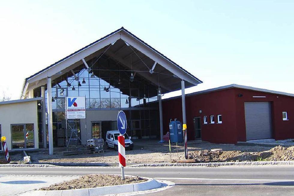 Quellenhalle (Schlatt) - Bad Krozingen