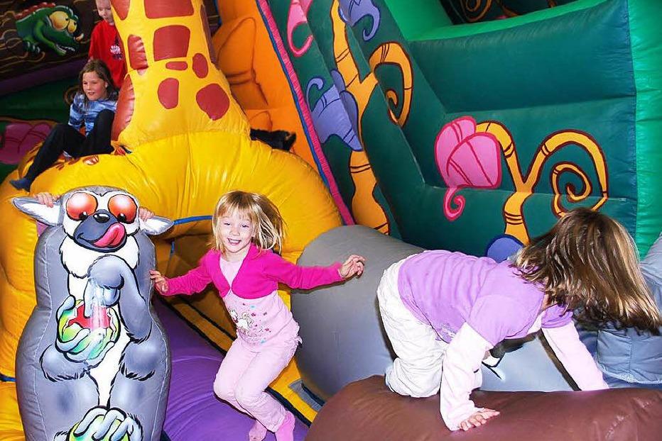 Wild Kids Indoorpark - Bad S�ckingen