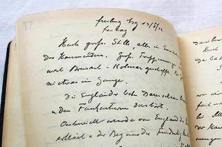 Deutsches Tagebucharchiv (Altes Rathaus)
