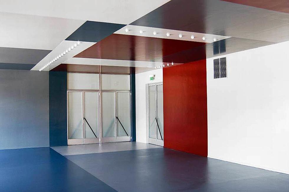 Salle de l'Aubette - Straßburg
