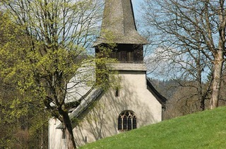 St. Oswaldkapelle im Höllental