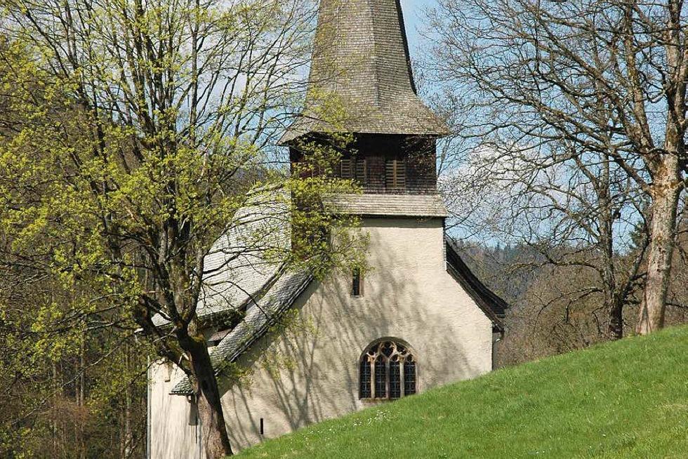 St. Oswaldkapelle im Höllental - Breitnau