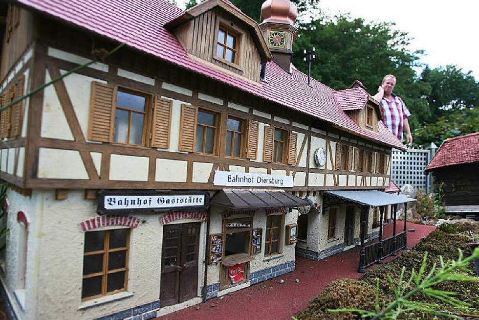 Miniaturdorf Diersburg - Hohberg