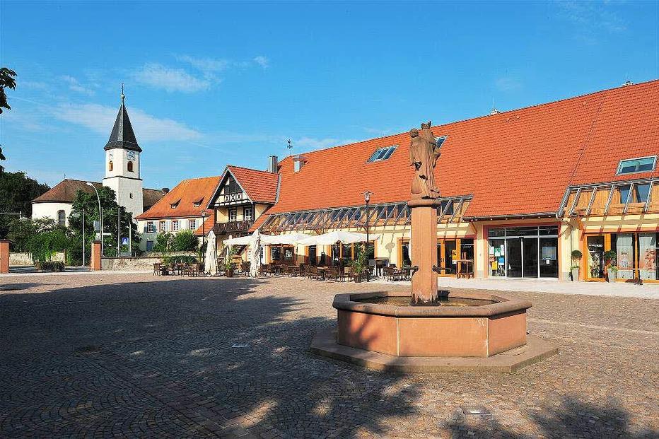 Lokalität Gutshof - Umkirch