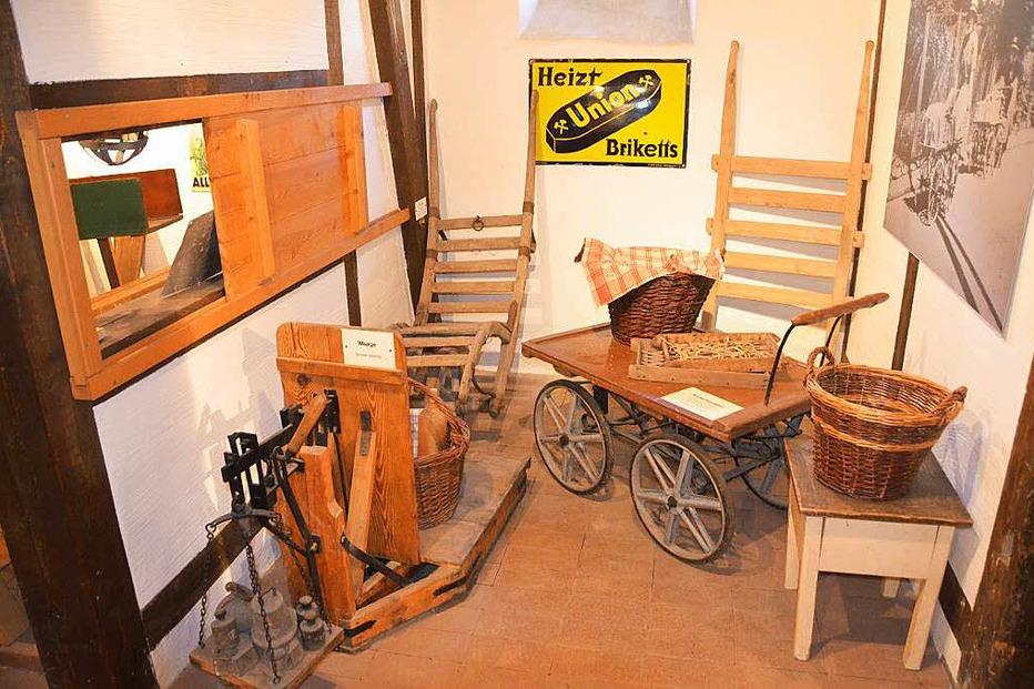 Landwirtschaftsmuseum - Weil am Rhein