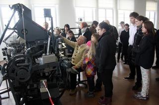 Technisches Museum Linotype (Krafft-Areal Fahrnau)