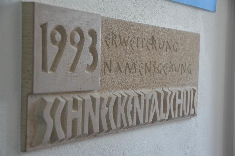 Schneckentalschule - Pfaffenweiler