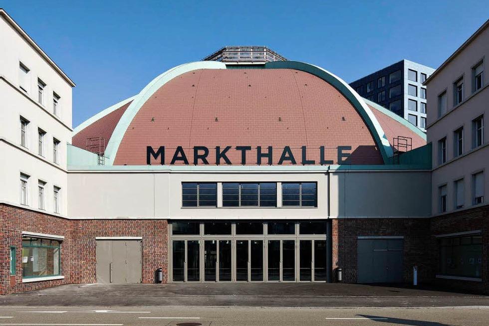 Alte Markthalle - Basel