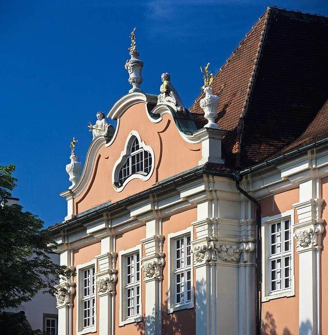 Neues Schloss - Meersburg