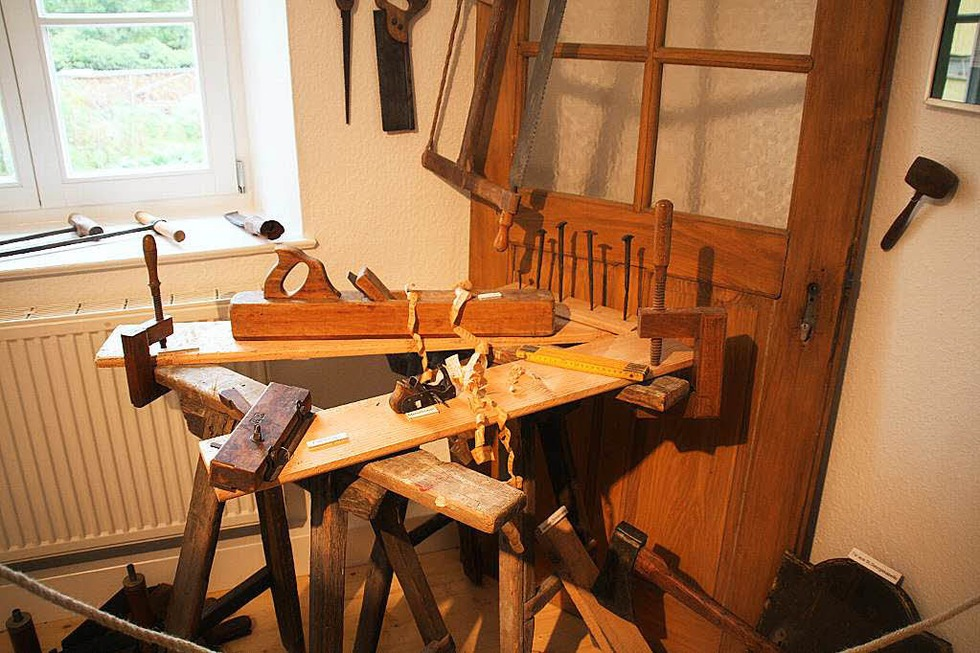 Dorfmuseum im Rathaus Biengen - Bad Krozingen