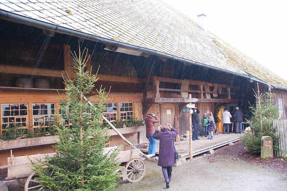 Heimatmuseum Hansmeyerhof Wagensteig - Buchenbach