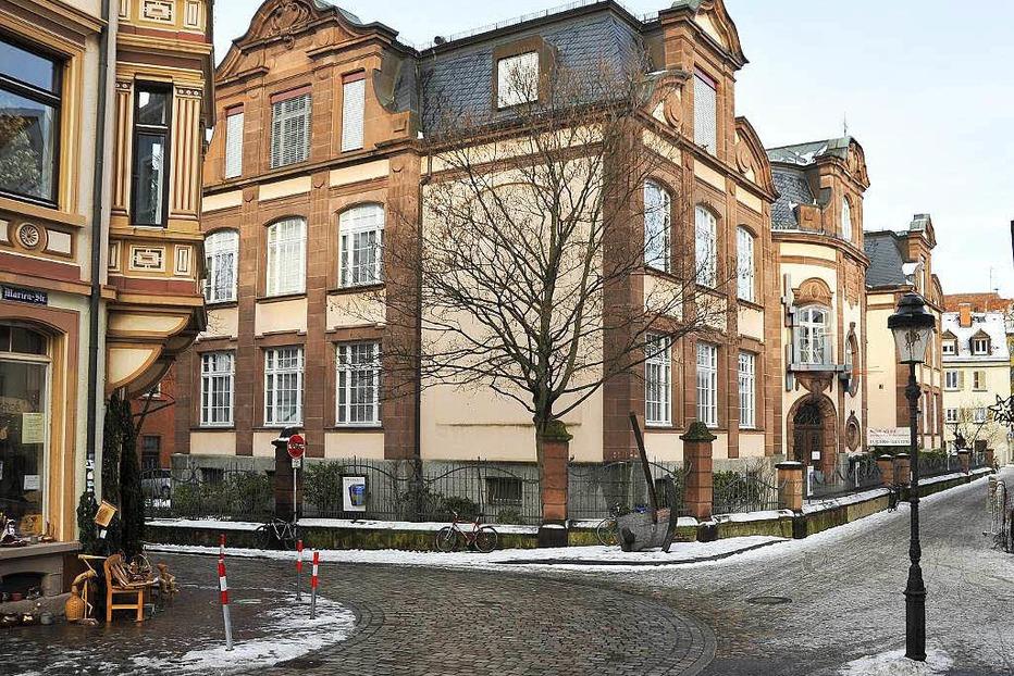 museum f r neue kunst freiburg badische zeitung ticket. Black Bedroom Furniture Sets. Home Design Ideas