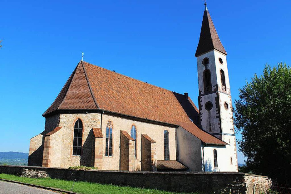 Bergkirche Nimburg - Teningen